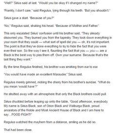 Sirius and Regulus part 2