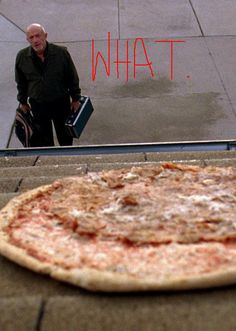 "AND THE VALUE OF PIZZA. | 21 Times Mike From ""Breaking Bad"" Was A Goddamn Inspiration"