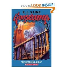 The Headless Ghost (Goosebumps)