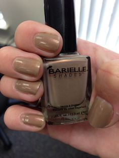 I Got A Headache from Barielle's Nude & Naughty Collection