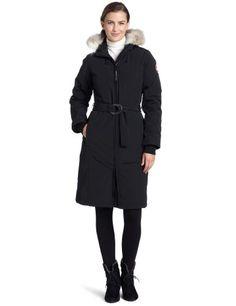 Canada Goose jackets outlet store - Canada Goose Women's Kensington Parka, Navy, XX-Small Canada Goose ...