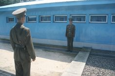 boundary of North Korea. Houston Blog