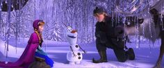 Olaf's Guide to Giving Warm Hugs | Oh My Disney | Awww