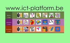 Alles over ICT vind je op deze website terug. Heb je vragen als leerkracht over ICT-gebruik in de klas of als ouder over veilig internetten? Hier kan je terecht! Klik je hierop, dan kom je eerst terecht op een blog, klik zo door via de link naar de website. Anders was het niet mogelijk deze website hier te pinnen!