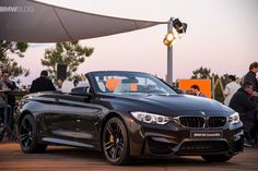 2015 BMW M4 Convertible in Pyrite Brown - http://www.bmwblog.com/2014/05/26/2015-bmw-m4-convertible-pyrite-brown/