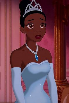 Tiana, this is some heavenly sexiness right here. | A Definitive Ranking Of 72 Disney Princess Outfits