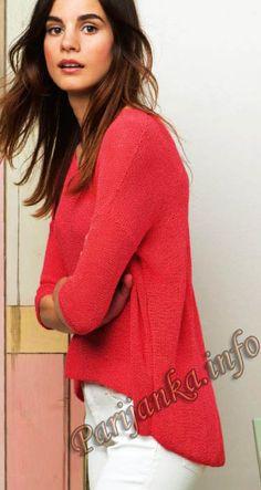 Пуловер (ж) 18*218 FAM №4855
