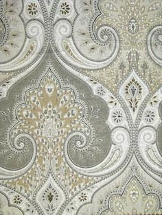 curtains for living room... neutral enough to go with anything  Kravet - Latika, Limestone