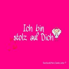Magische Worte, Gedanken voller Energie. Bild über We Heart It https://weheartit.com/entry/157173851 #german #herz #liebe #love #pink #words #sprüche #zitate