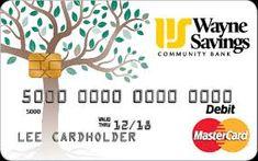 Community Bank Debit Card Google Search In 2020 Credit Card
