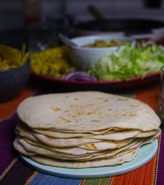 Tortillabröd - ZEINAS KITCHEN