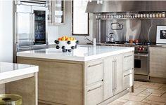 Khloe Kardashian's kitchen