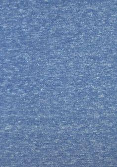 Mit V-Ausschnitt und seitlichem Frontdruck in verwaschenem Vintage-Look. Länge ca. 64 cm.  Melierter Single-Jersey aus 60% Baumwolle, 40% Polyester....