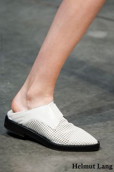 Walking Shoes for 2014 from NY Fashion Week | Style Advisor