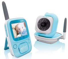 The Baby Camera Monitor... $98.42  http://www.waycoolgadgets.com/baby-camera-monitor/  #baby #camera #monitor