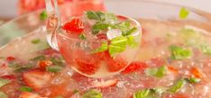 Brunch Punch drinks One big batch of vodka, bubble, and juice = Sunday Funday all day. Brunch Punch, Fun Drinks, Healthy Drinks, Healthy Recipes, Brunch Drinks, Brunch Bar Ideas, Food And Drinks, Refreshing Summer Drinks, Liquor Drinks