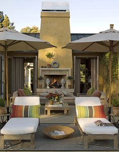 Patrick Wade and David DeMattei New Traditional Home in Napa Valley - House Beautiful