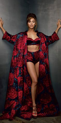 Beyoncé Vogue magazine - March 2013
