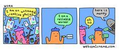 webcomic name