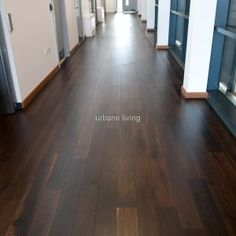 Engineered Oak Double Fumed UV Oiled