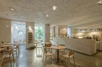 Mistral cafe Hotel Motel, Prague Restaurants, Prague Apartment, Rental Apartments, Cafe Restaurant, Dining Table, Architecture, Furniture, Home Decor
