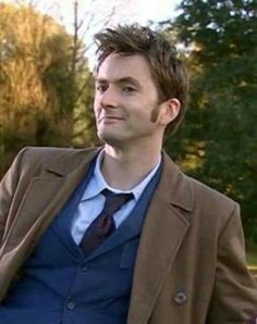 David Tennant Will Always Be MY Doctor :)