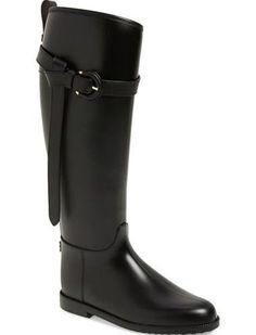 wellington boots womens burberru