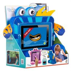 Seebo Splashy Smart veske til nettbrett Tablet 10, Applications, Toy Chest, Free Apps, Ipad, Android, Games, Kids, Car Seat