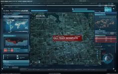 Iron Man 2 : Interface Design by Prologue