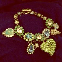 Otazu Jewelry - HOST PICK Encrusted Swarovski bracelet 7/2014
