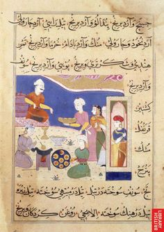 """The Ni'matnama-i Nasir al-Din Shah. A manuscript on Indian cookery and the preparation of sweetmeats, spices etc., 1495-1505"""""""