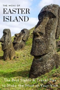 The Moai of Easter Island - Making the Most of Your Visit - the unending journey - Travel South America Destinations, South America Travel, Machu Picchu, Bolivia, Ecuador, Patagonia, Tropical Island, Places To Travel, Travel Destinations