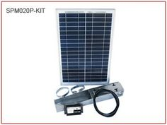 20 watt solar lighting