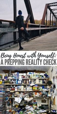 Being Honest with Yourself: A Prepping Reality Check - When part of your normal life could be that you're snowed in and can't get out for two months, its nice to have food, water and heat that you can provide for yourself. If you live in flood zones its nice to have sand bags handy that are all ready filled and ready to go and other natural methods of water diversion. But then I read of people who prepare for this TEOTWAWKI and I take a step back and wonder what that means to them.
