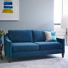 Paidge Sofa  westelm just not in this color