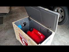 ⚡ Part 7 (Sound deadening installed) Honda inverter/generator baffle box Diy Generator, Honda Generator, Inverter Generator, Portable Generator, Solar Energy Panels, Best Solar Panels, Solar Roof Tiles, Solar Projects, Save Energy