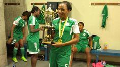 Onome Ebi partners NFF LSFA for women football developmentSee full details