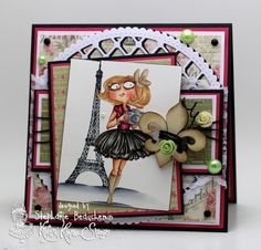 A World of Creative Possibilities: Kraftin' Kimmie Stamps : First Wonderful Wednesday of November!