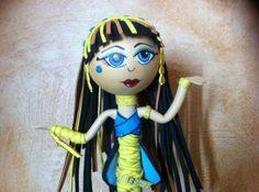 fofuchas monster high - Buscar con Google