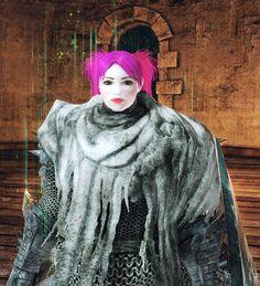 Dark Souls II - Scholar of the first sin - Can i help u? - TheFattyKitten - Praise the Sun!