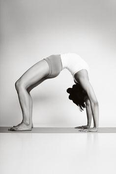 Urdhva Dhanurasana (Upward Bow)