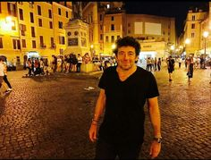 Patrick Bruel a Roma