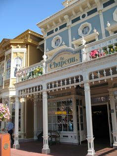 Le Chapeau the store, Disney World.