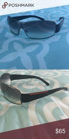 Authentic PRADA sunglasses $65.00 PRADA sunglasses authentic $65.00 Prada Accessories Sunglasses