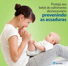 Como evitar assaduras no bebê