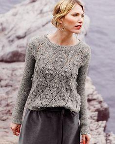 Hand-Knit Sweater - Garnet Hill