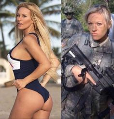 looking stunning in & out of uniform 😍🇺🇸 Make Love, Hot Country Girls, Military Girl, Female Soldier, Military Women, Girls Uniforms, Foto Pose, Badass Women, Professional Women