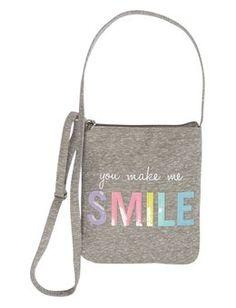 Smile Crossbody Bag