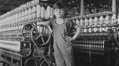 By 1911, Stanislaus Beauvais had already worked in this Massachusetts factory for two years.