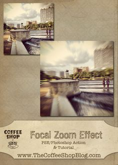 The CoffeeShop Blog: CoffeeShop Focal Zoom Action and Tutorial!